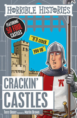 Crackin' Castles by Terry Deary