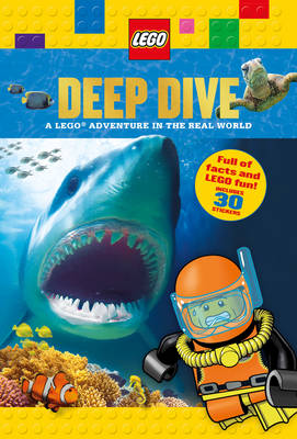 LEGO: Deep Dive by Scholastic