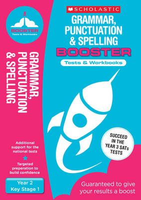 Grammar, Punctuation & Spelling Pack (Year 2) by Fiona Tomlinson, Lesley Fletcher, Shelley Welsh