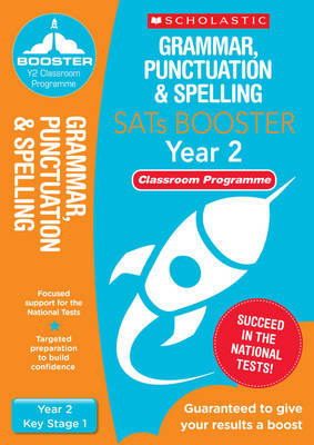 Grammar, Punctuation & Spelling Pack (Year 2) Classroom Programme by Fiona Tomlinson, Lesley Fletcher, Shelley Welsh