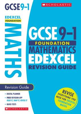 Maths Foundation Revision Guide for Edexcel by Catherine Murphy, Gwen Burns