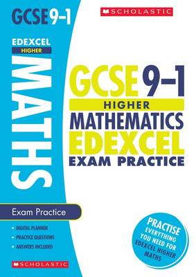 Maths Higher Exam Practice Book for Edexcel by Steve Doyle