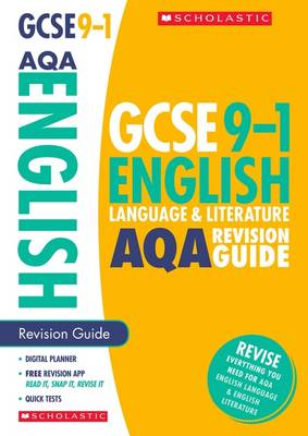 English Language and Literature Revision Guide for AQA by Jon Seal, Richard Durant, Annabel Wall, Cindy Torn