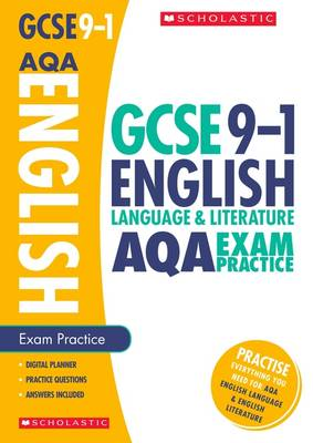 English Language and Literature Exam Practice Book for AQA by Richard Durant