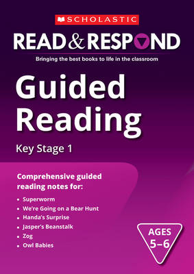 Guided Reading (Ages 5-6) by Jean Evans, Samantha Pope