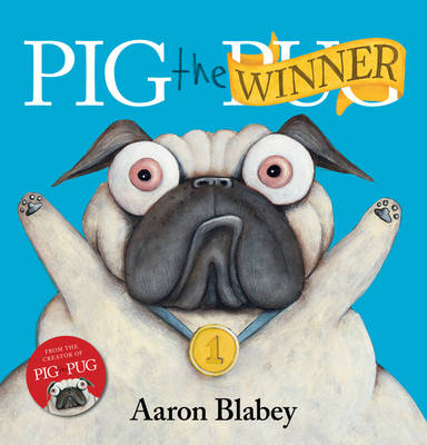x Pig the Winner by Aaron Blabey