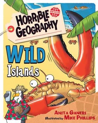 Wild Islands by Anita Ganeri