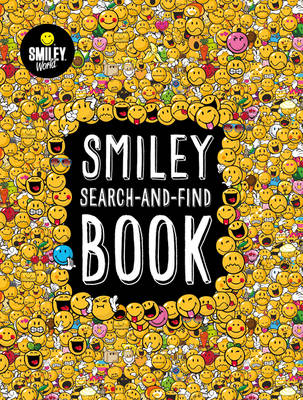 Smiley World: Smiley Search-and-Find Book by Scholastic