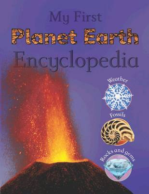Reference 5+ Children's Planet Earth Encyclopedia by