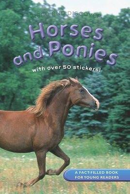 Reference Readers - Horses & Ponies by