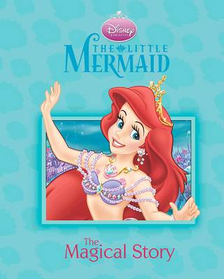 Disney Magical Story Ariel and the Aquamarine Jewel by