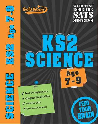 Gold Stars Workbooks KS2 Age 7-9 Science by