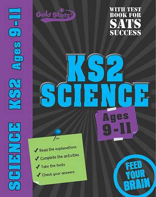 Gold Stars Workbooks KS2 Age 9-11 Science by