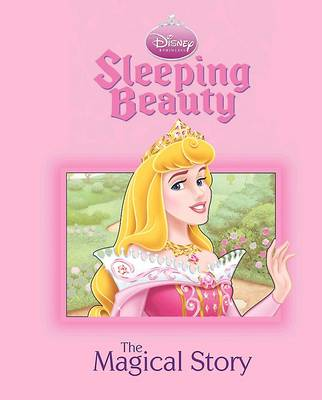 Disney Magical Story Aurora and the Diamond Crown by