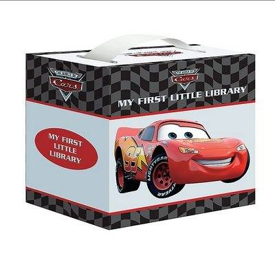 Disney Cars Little Library by