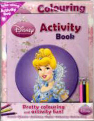 Disney Activity Grab Bag Princess by
