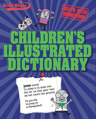 Childrens Illustrated Dictionary by