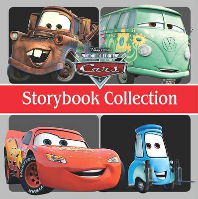 Disney Storybook Collection Cars by