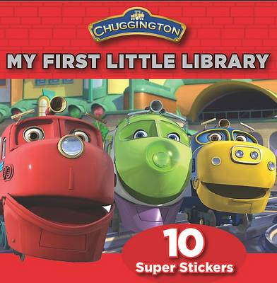 Chuggington Little Library by