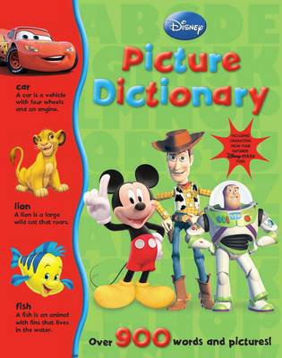 Disney Picture Dictionary My Picture Dictionary by
