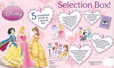 Disney Princess Selection Box by