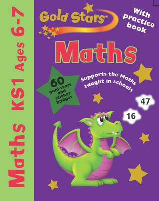 Gold Stars Pack (Workbook and Practice Book) Maths 6-7 by