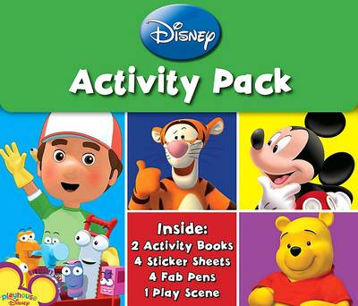 Disney Boxset Activity Playhouse by