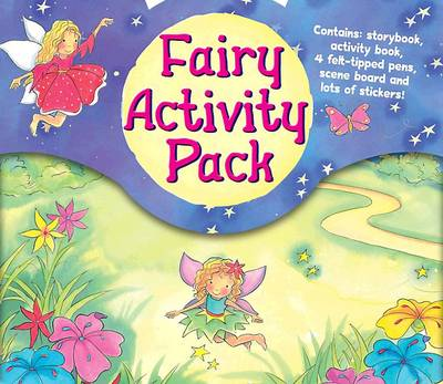 Fairy Activity Girl Pack by