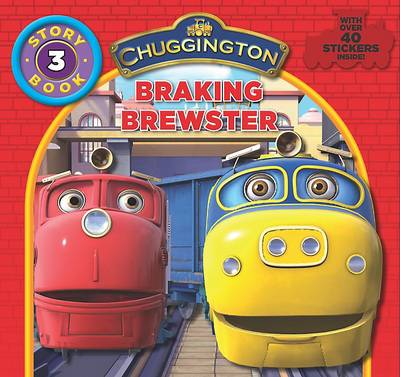 Chuggington Storybook Braking Brewster by