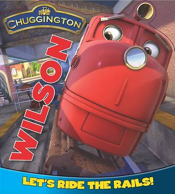 Chuggington Board Book Wilson by