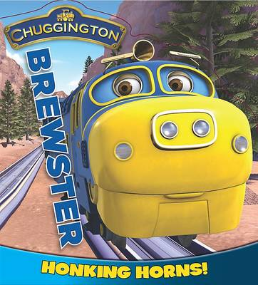 Chuggington Board Book Brewster by