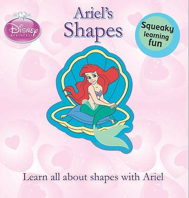Disney Squeaky Board Book - Ariel by
