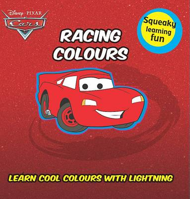 Disney Squeaky Board Book - Cars by