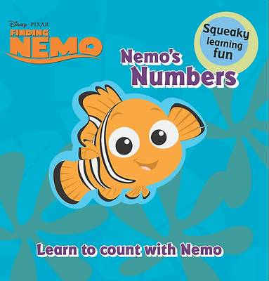 Disney Squeaky Board Book - Finding Nemo by