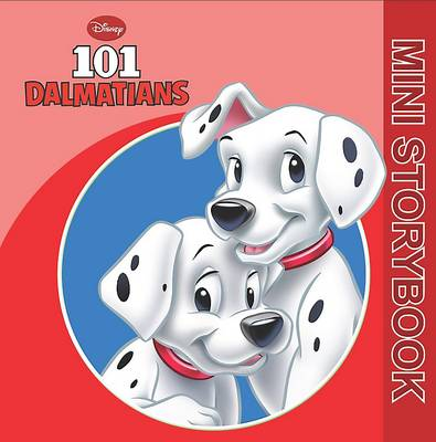 Disney Mini Storybooks 101 Dalmatians by