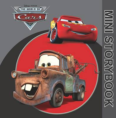 Disney Mini Storybooks - Pixar 2 Cars by