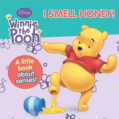 Disney Mini Board Books - Winnie the Pooh I Smell Honey by
