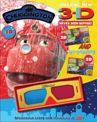Chuggington 3d Story and Activity by