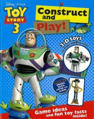 Disney Construct and Play Toy Story 3 by