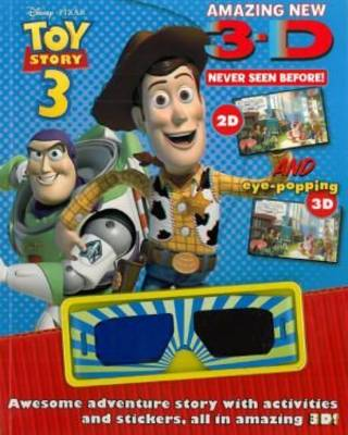 Disney 3d Story and Activity Disney Toy Story 3 by