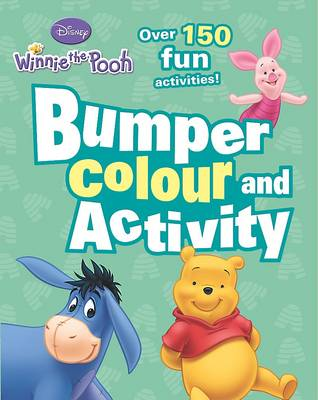 Disney Bumper Colouring and Activity Winnie the Pooh by