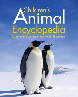 Mini Children's Reference Animal Encyclopedia by