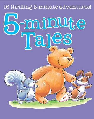 Padded Treasury Five Minute Tales by