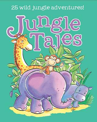 Padded Treasury Jungle Tales by