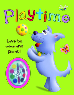 Colour and Paint Playtime by