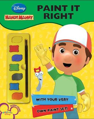 Disney Paint Shop Handy Manny by