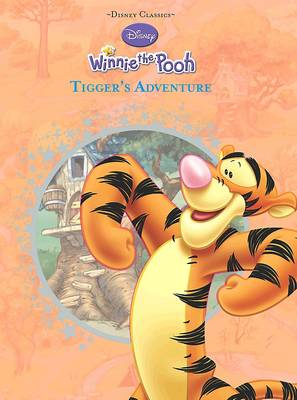 Disney Diecut Classics Tigger's Adventure by