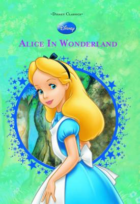 Disney Diecut Classic Alice in Wonderland by