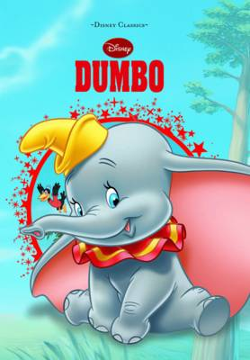 Disney Diecut Classic Dumbo by