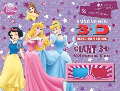 Disney 3d Floor Pad Princess by